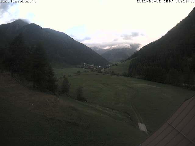 Schnalstal Valley - Madonna di Senales